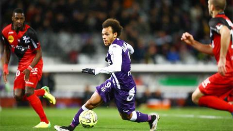 Hasil gambar untuk Toulouse vs Guingamp