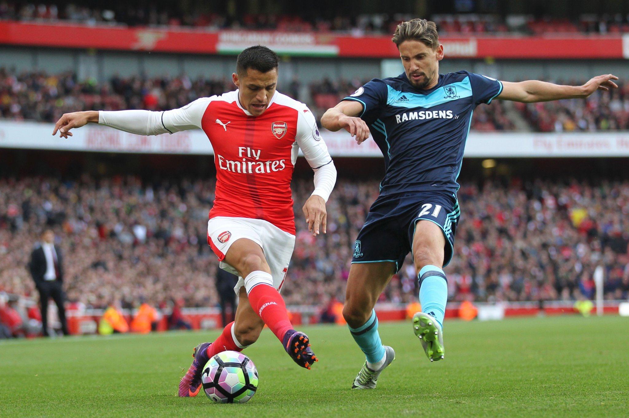 Middlesbrough vs Arsenal, 02h00 ngày 18/04: Lấy lại niềm tin