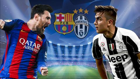 Nhận định trận đấu Barcelona vs Juventus, 01h45 ngày 20/4: Tạm biệt Barca!