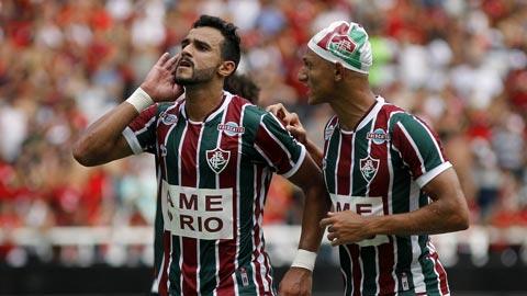 Fluminense vs Goias, 07h45 ngày 20/4