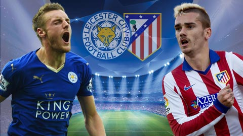 Leicester vs Atletico Madrid, 01h45 ngày 19/4: Cáo non sập bẫy
