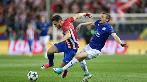 Leicester vs Atletico Madrid, 01h45 ngày 19/4: Cáo non sập bẫy
