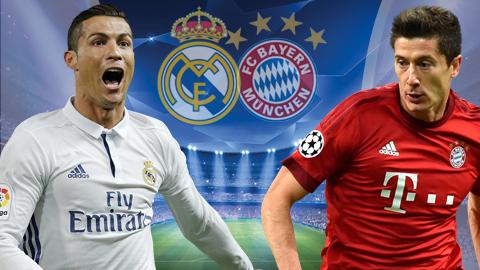 Real vs Bayern, 01h45 ngày 19/4: Ngày về buồn của Ance
