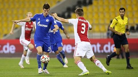 Schalke vs Ajax, 02h05 ngày 21/4: Nhiệm vụ bất khả thi của Hoàng đế