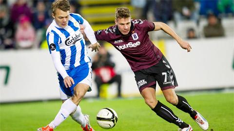 Silkeborg vs Viborg, 23h00 ngày 21/4