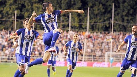 Deportivo vs Las Palmas, 0h00 ngày 21/5