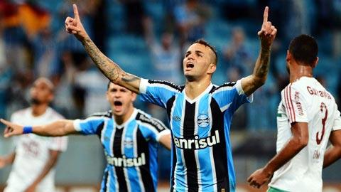 Gremio vs Fluminense, 07h45 ngày 18/5
