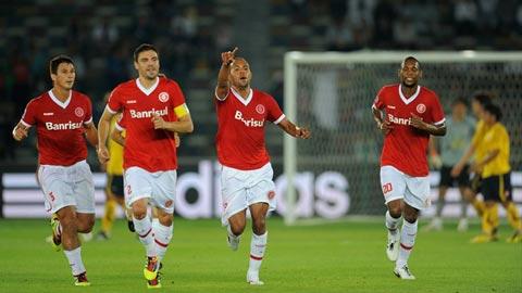 Palmeiras vs Internacional, 07h45 ngày 18/5