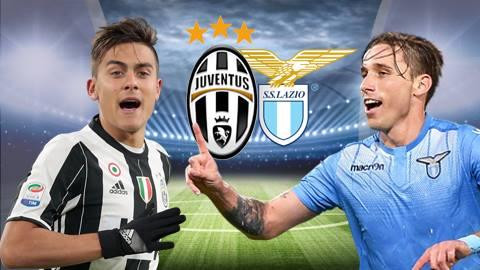 Lazio vs Juventus, 02h00 ngày 18/5: Juve vào quỹ đạo chinh phục