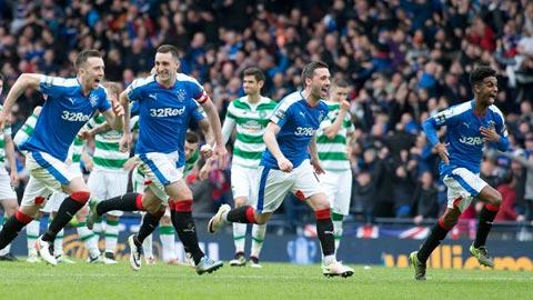 Rangers vs Aberdeen, 01h45 ngày 18/05
