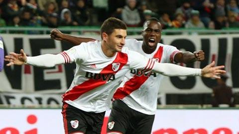 Melgar vs River Plate, 07h00 ngày 19/5