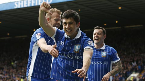 Sheffield Wednesday vs Huddersfield, 01h45 ngày 18/5: Vé chung kết cho Sheffield