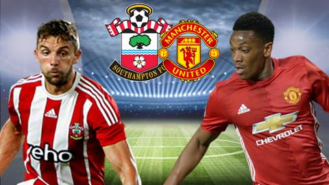 Southampton vs Man United, 01h45 ngày 18/5: Mourinho tiếp tục thử nghiệm