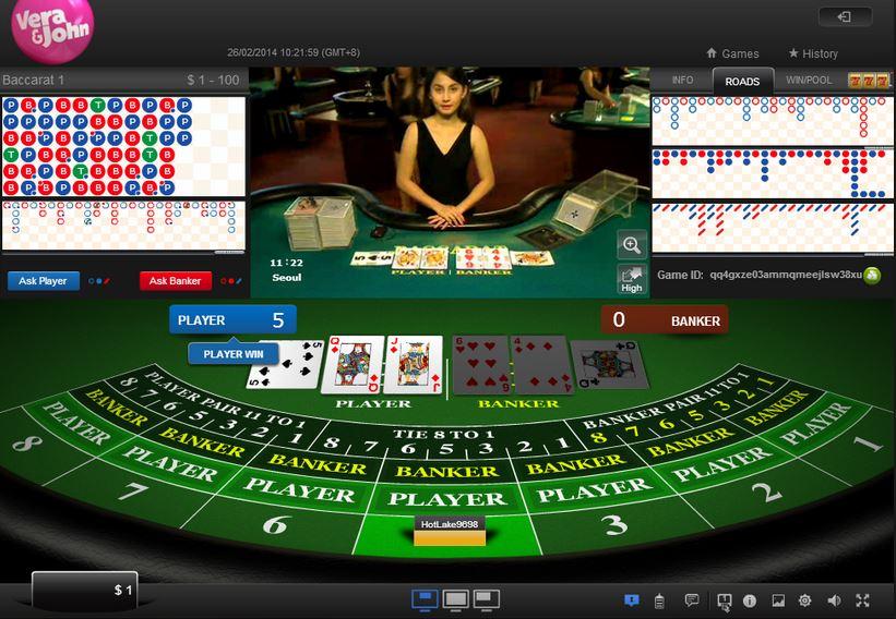 Casino lừa đảo không có trò chơi người thật chia bài online