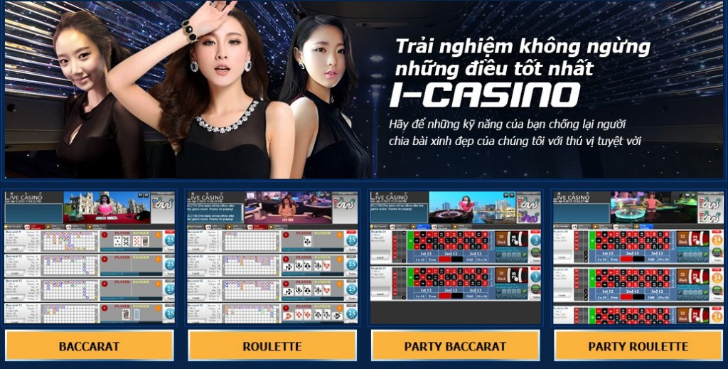 Website casino online Việt Nam không có giấy phép hoạt động