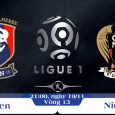 Soi kèo bóng đá Caen vs Nice 21h00, ngày 19/11 Ligue 1