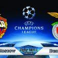 Soi kèo bóng đá CSKA Moscow vs Benfica 00h00, ngày 23/11 Champions League