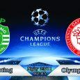 Soi kèo bóng đá Sporting vs Olympiakos Piraeus 02h45, ngày 23/11 Champions League