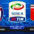 Soi kèo bóng đá Crotone vs Genoa 18h30, ngày 19/11 Serie A