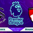 Soi kèo bóng đá Swansea vs Bournemouth 22h00, ngày 25/11 Premier League