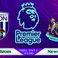 Soi kèo bóng đá West Brom vs Newcastle 03h00, ngày 29/11 Premier League
