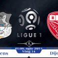 Soi kèo bóng đá Amiens vs Dijone 01h00, ngày 29/11 La Liga