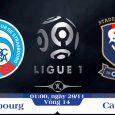 Soi kèo bóng đá Strasbourg vs Caen 01h00, ngày 29/11 La Liga