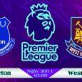Soi kèo bóng đá Everton vs West Ham 03h00, ngày 30/11 Premier League