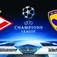 Soi kèo bóng đá Spartak Moscow vs Maribor 00h00, ngày 22/11 Champions League