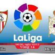 Soi kèo bóng đá Sevilla vs Deportivo 00h30, ngày 03/12 La Liga