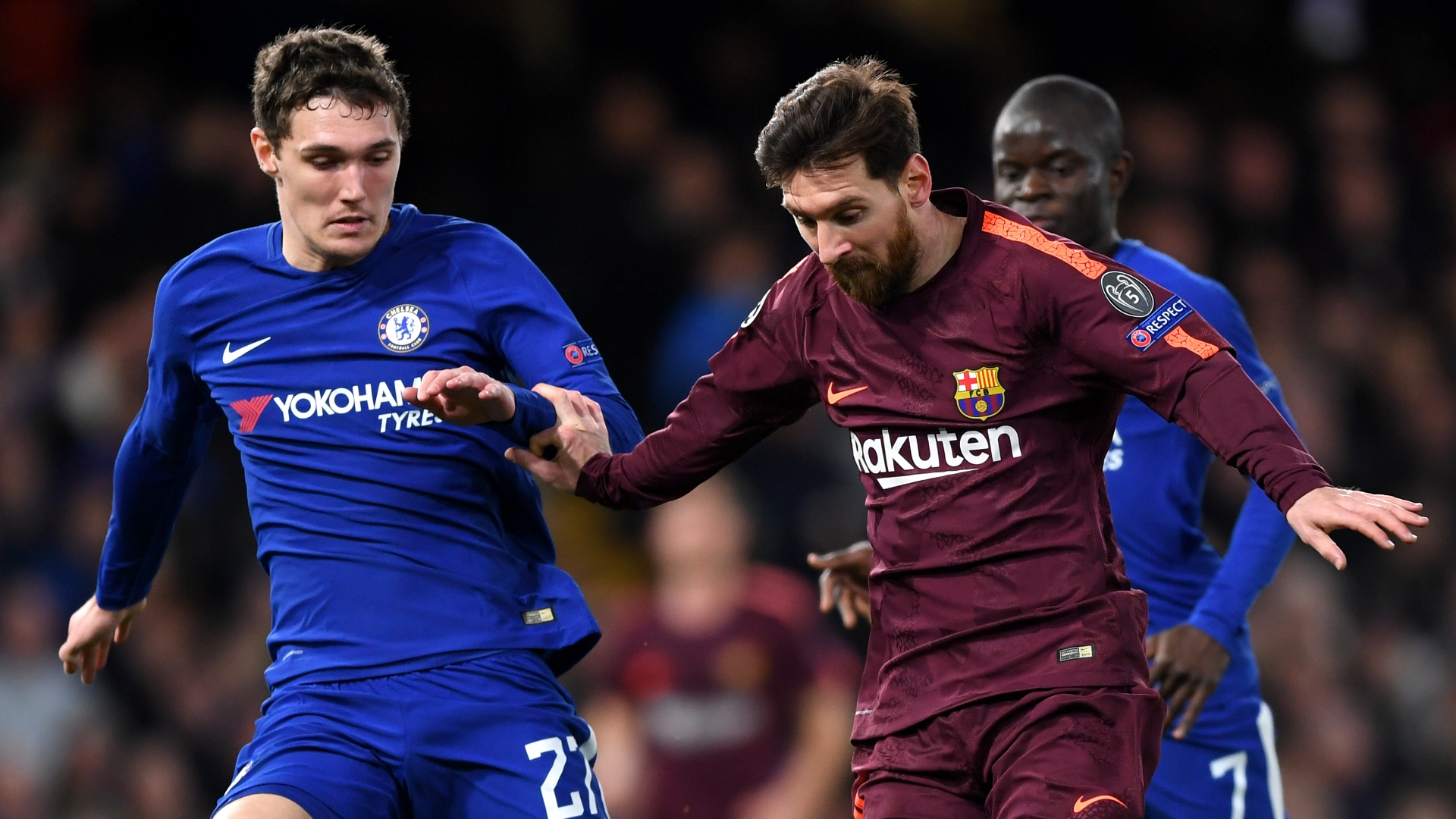 Barcelona – Chelsea: Canh bạc tất tay của Conte