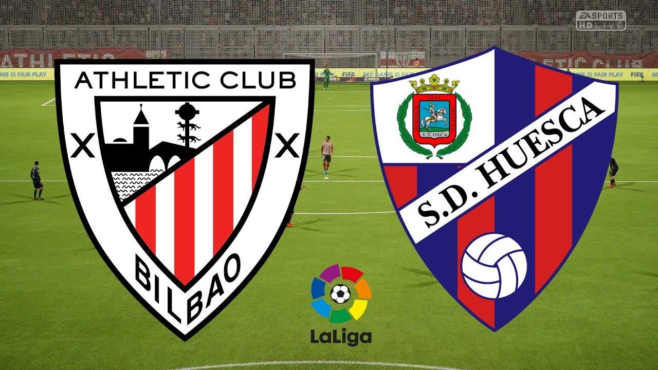 Kết quả hình ảnh cho Huesca vs Bilbao