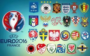 Kết quả bóng đá Euro 2016