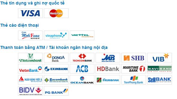 Sòng bạc online uy tín hỗ trợ nhiều hình thức thanh toán